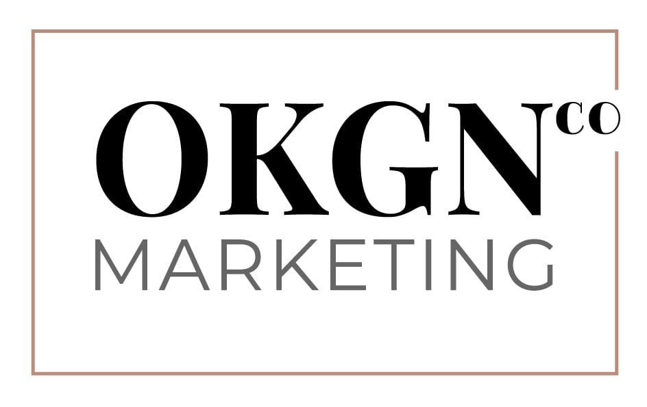 Okanagan Marketing Company Logo